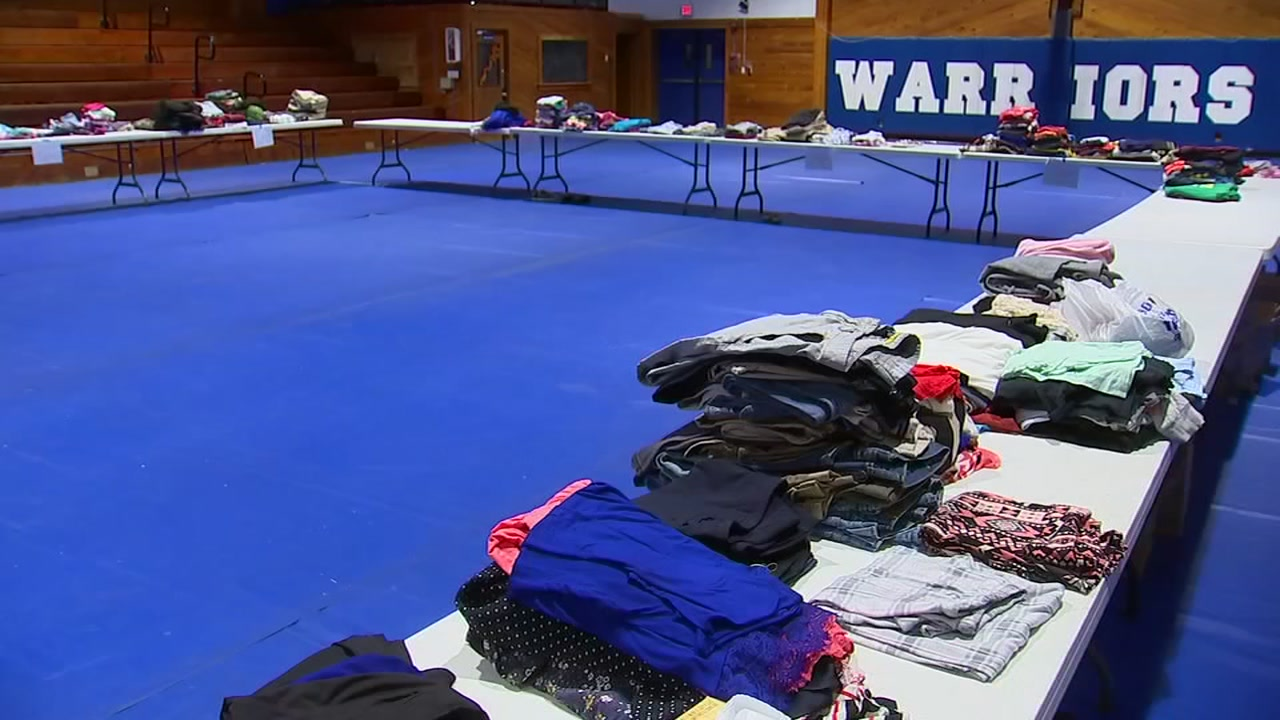 Community groups have stepped in to help Fayetteville residents.
