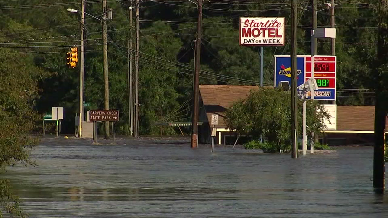 A look at flooding in Spring Lake