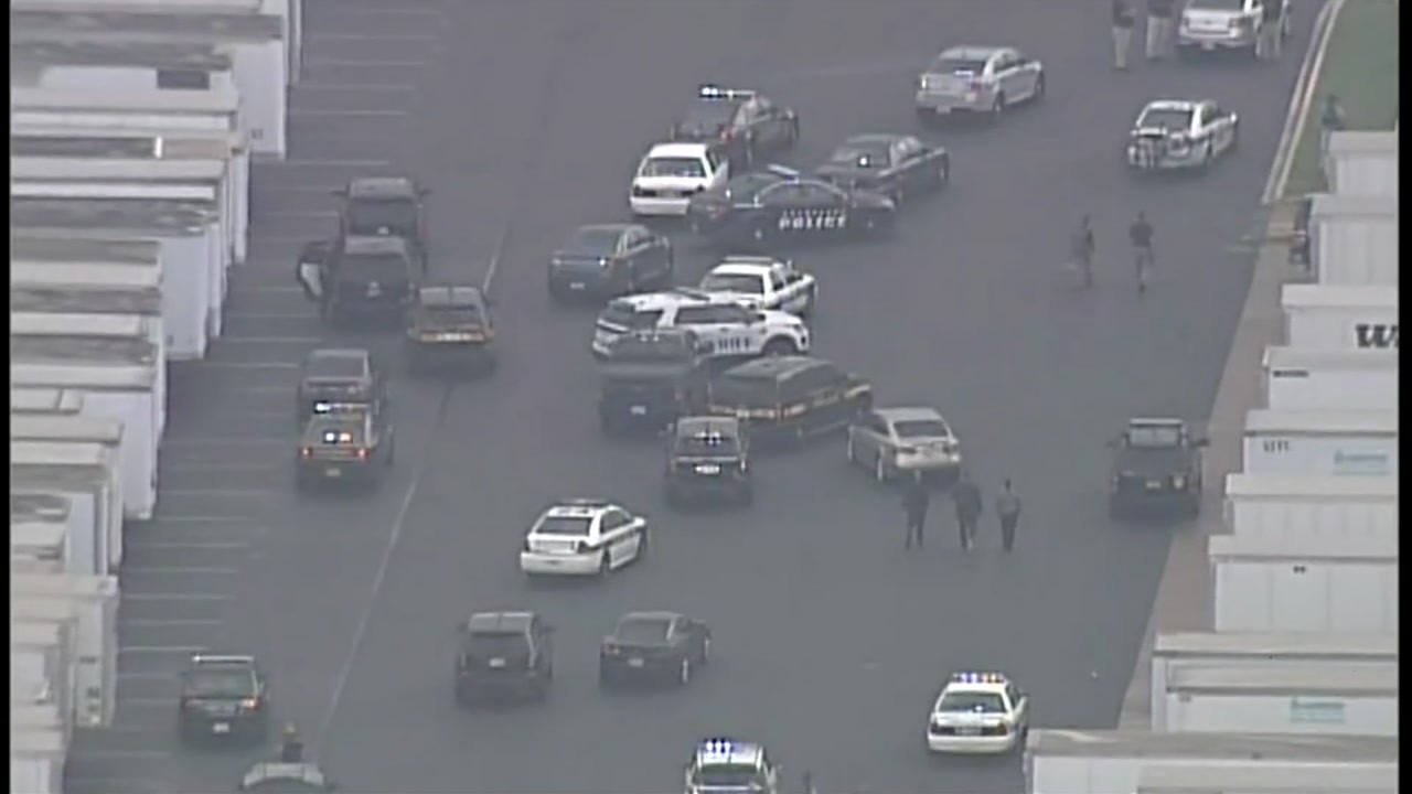 Seven injured and 4 dead after woman opens fire at distribution center in Maryland