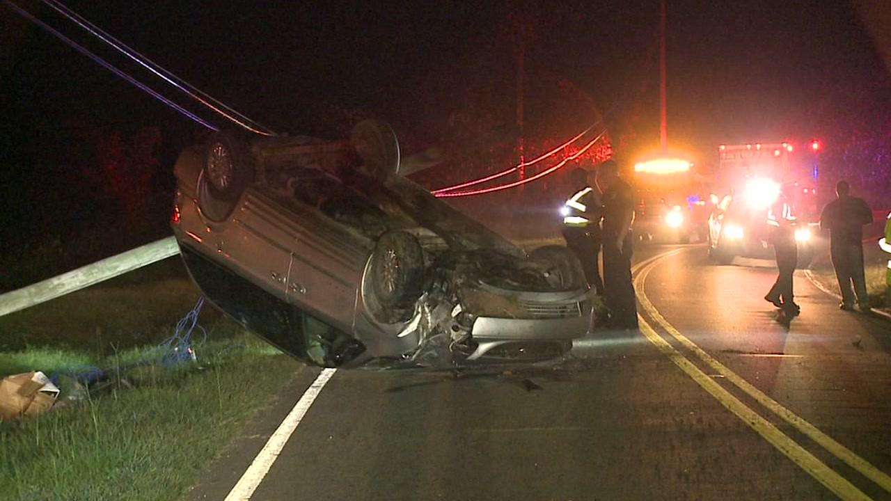 An early morning crash is under investigation in Durham.