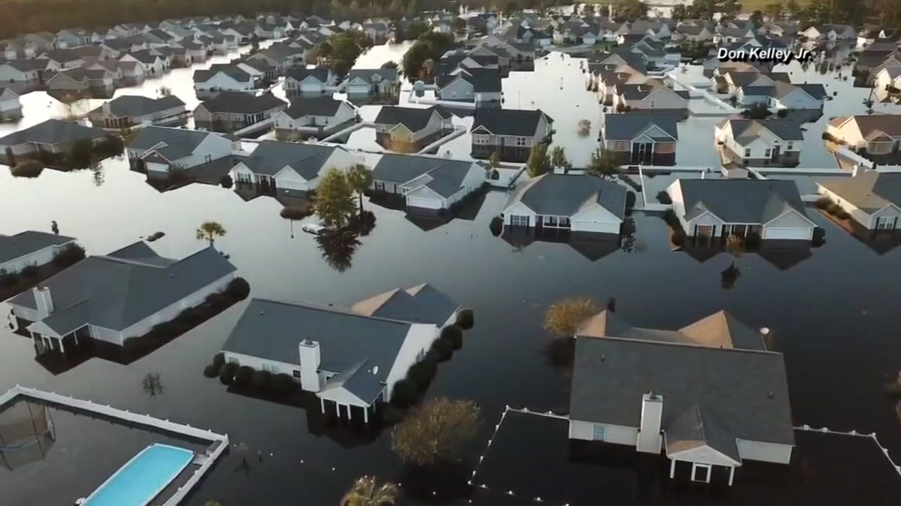 While flooding from Hurricane Florence is still a concern for North Carolinians, its also a worry in South Carolina.