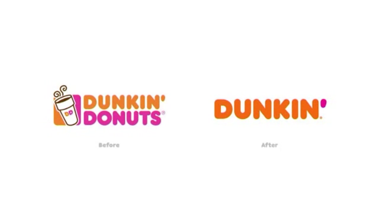 Dunkin is dropping the donuts - from its name, anyway.