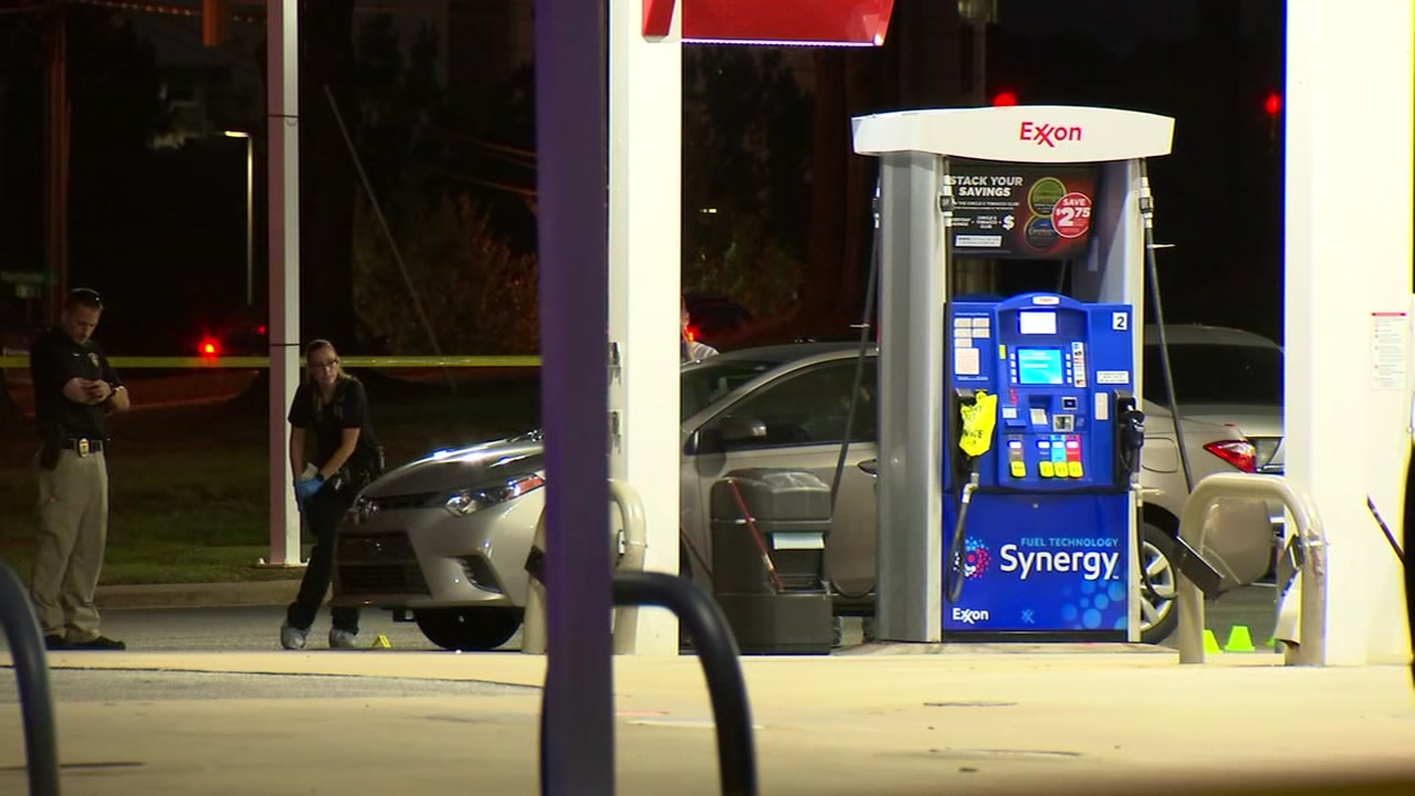 A person was fatally shot at a Circle K near Southpoint in Durham.