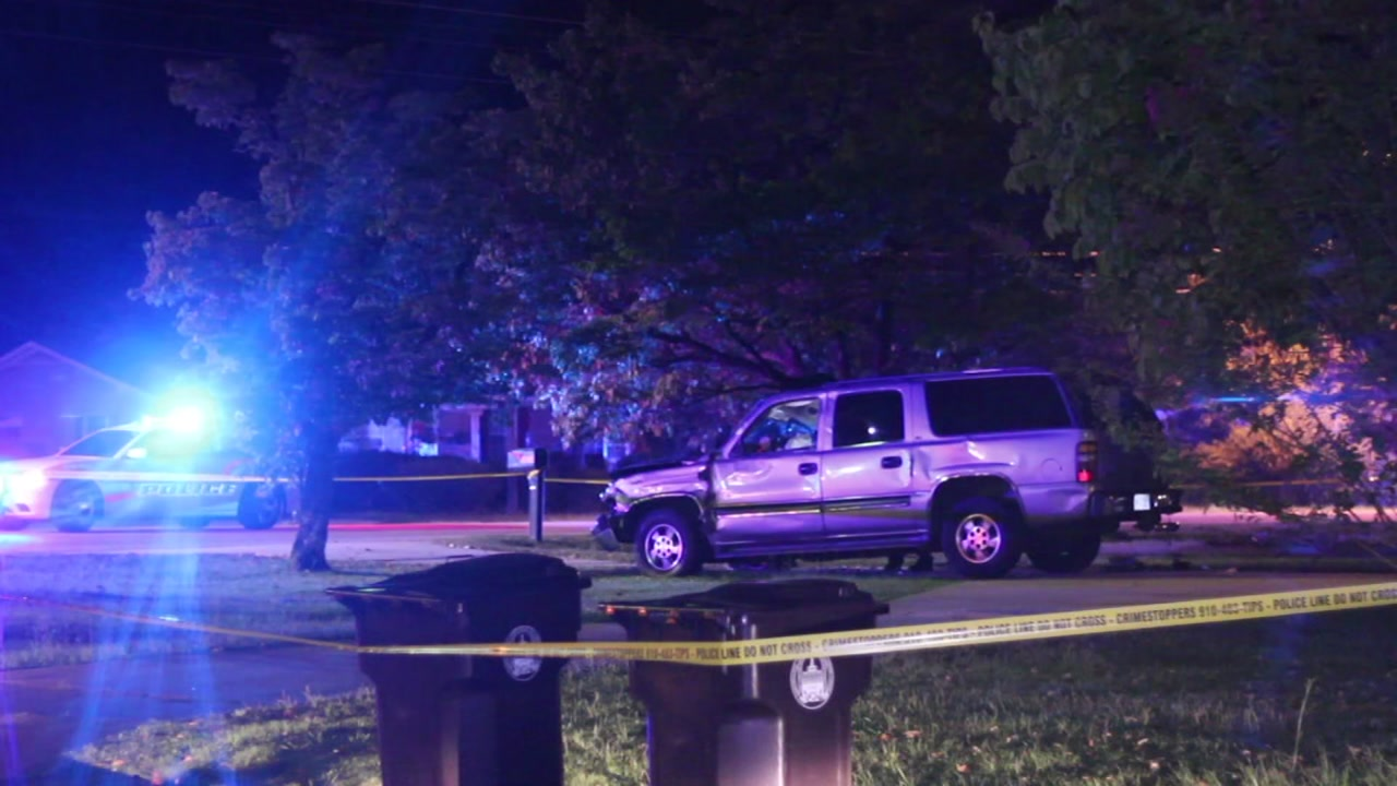 Fayetteville police are investigating after a man was found fatally shot in a car Monday night.