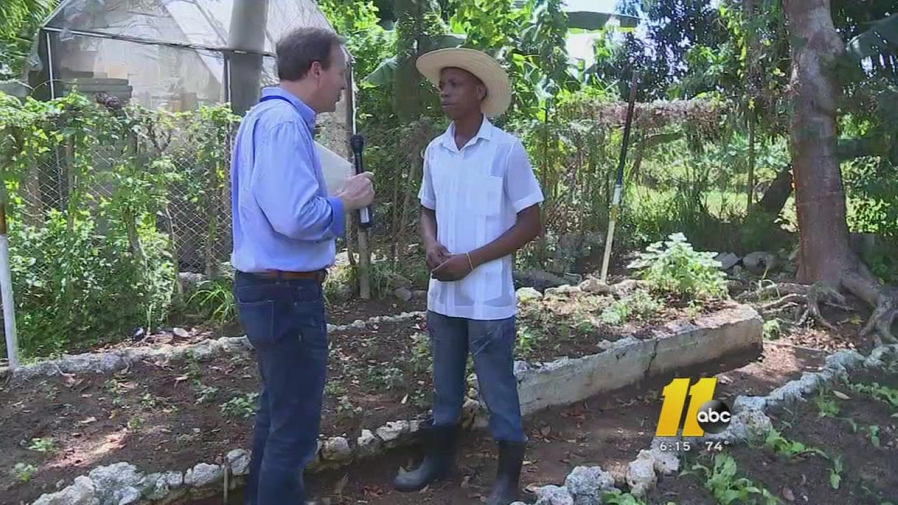 Cuba could be new outlet for North Carolina agriculture business
