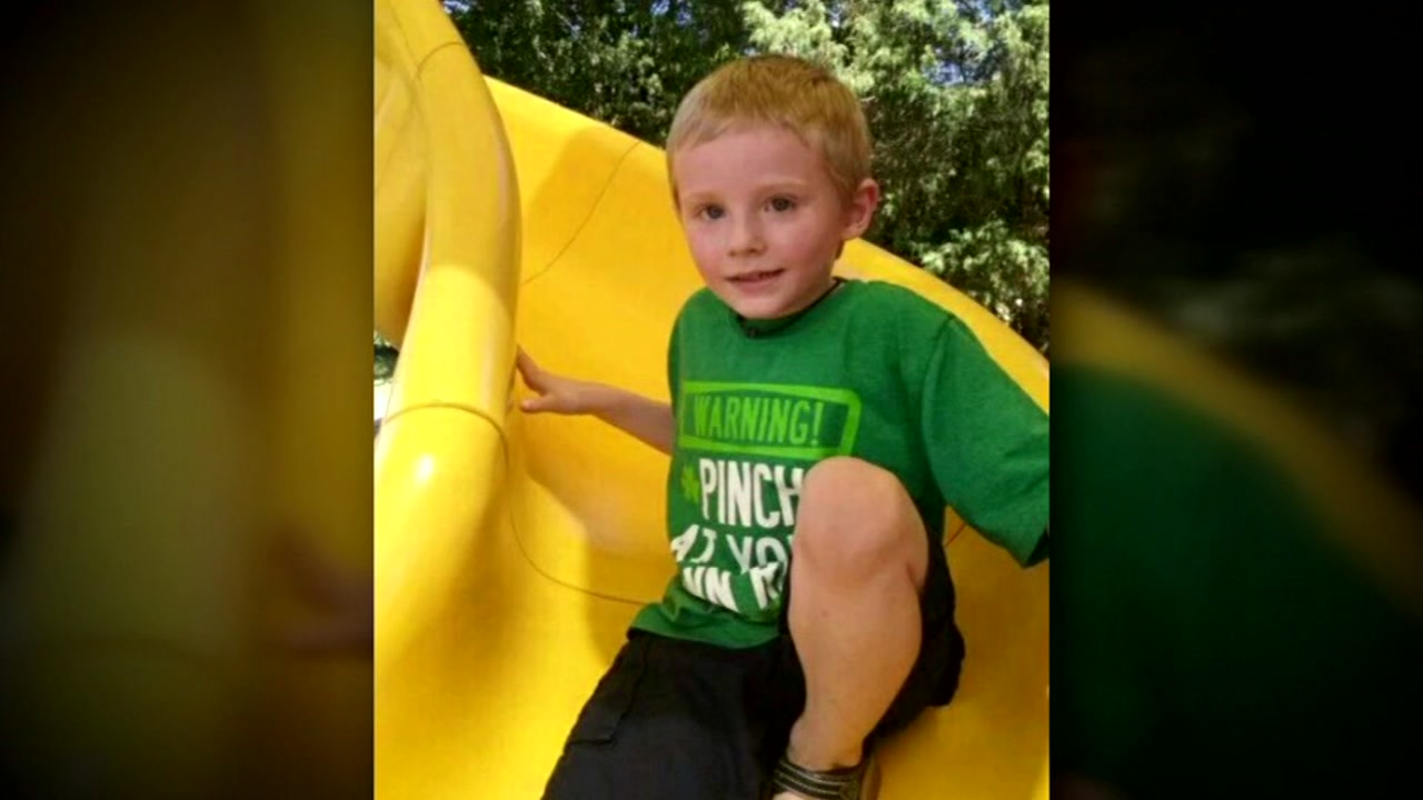 Maddoxs body was found last Thursday partially submerged in Long Creek