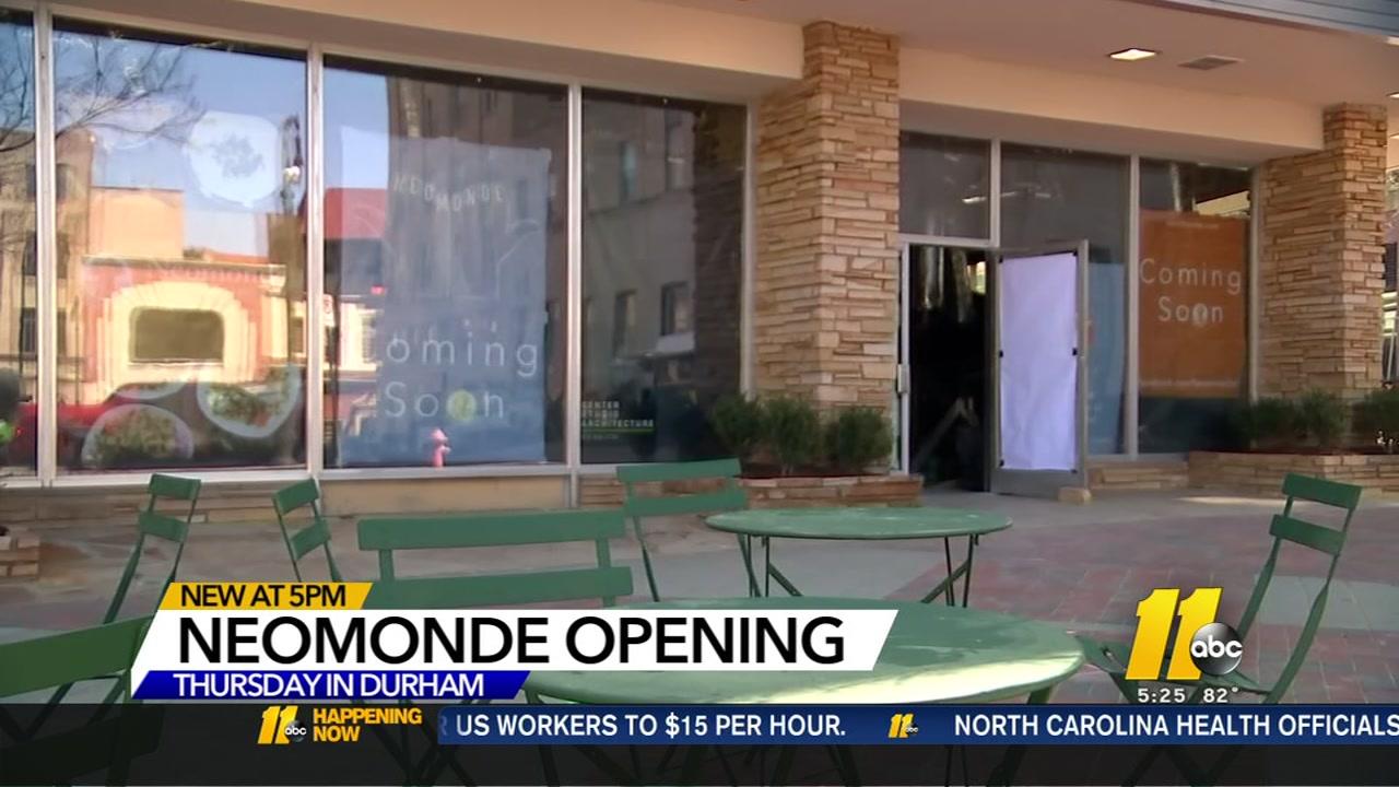 Popular restaurant Neomonde opening a Durham location.