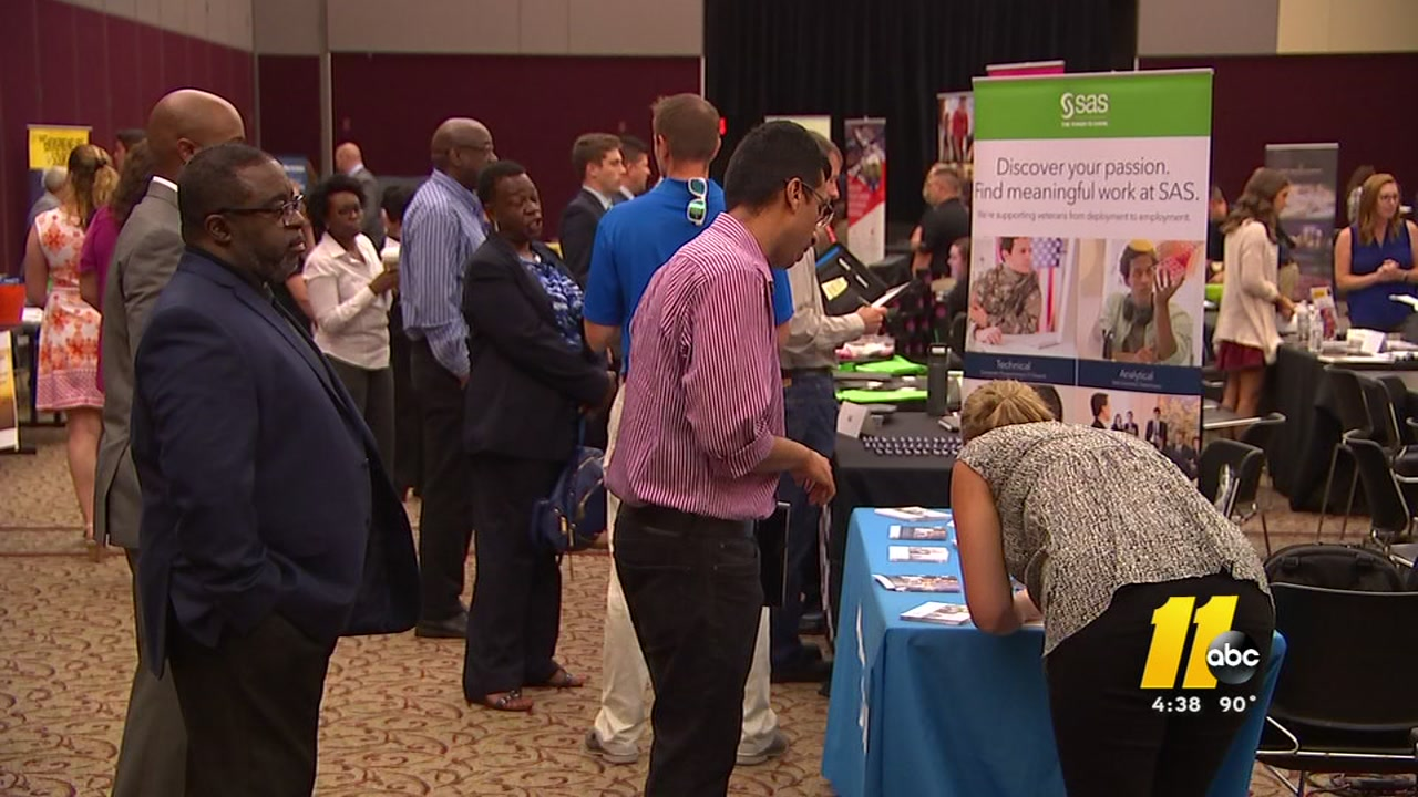 A veteran career expo will be held at NC State Wednesday morning.