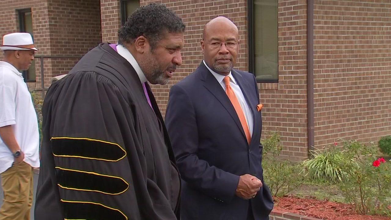 A North Carolina pastor and political activist won the 2018 Genius Grant.