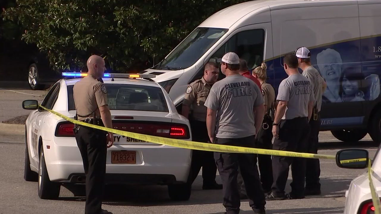 An employee was shot in a robbery at used-car dealer in Johnston County.