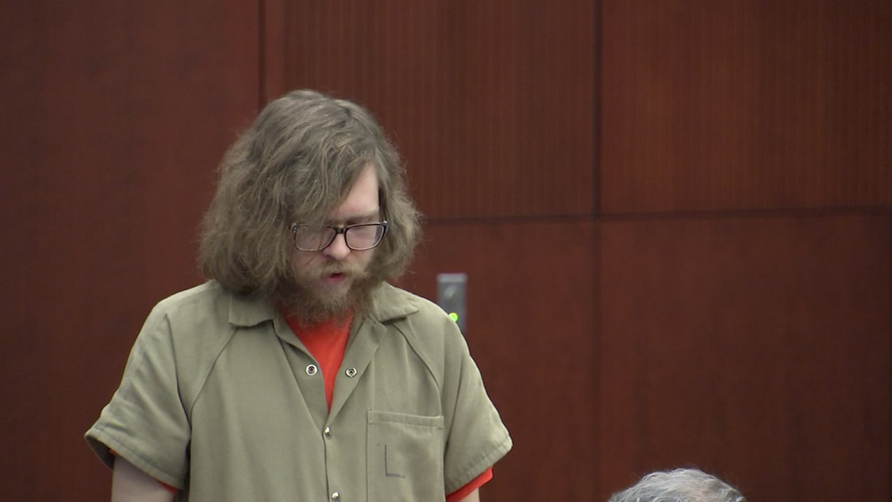 He will serve a sentence of life in prison without the possibility of parole.