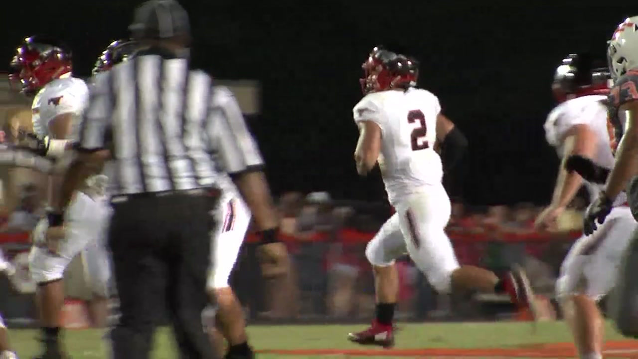 Middle Creek beats Fuquay-Varina in the Game of the Week.