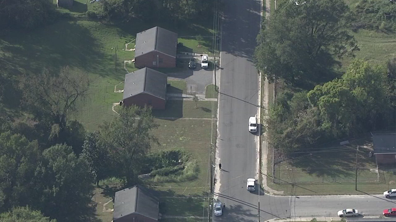 Police investigating after a body was found on Holly Street in Goldsboro