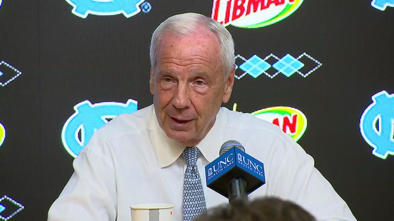 UNCs Roy Williams is dumbfounded by the FBI investigation of college basketball.