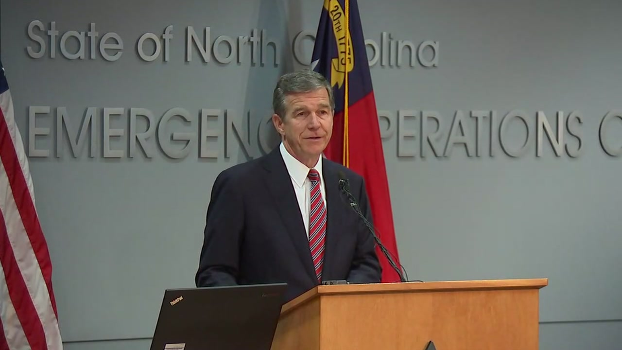 Gov. Roy Cooper proposed a long-term $1.5 billion funding package.