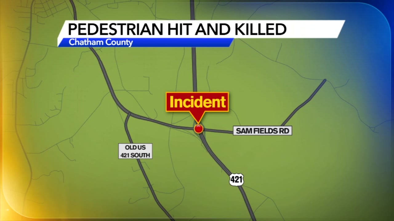 NC Highway Patrol searching for car after fatal hit-and-run in Chatham County
