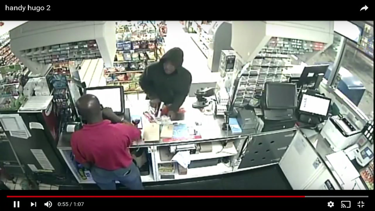 Durham police looking for armed robbery suspect