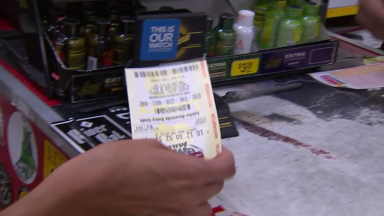 Triangle residents are snapping up tickets for their chance at the huge jackpot.