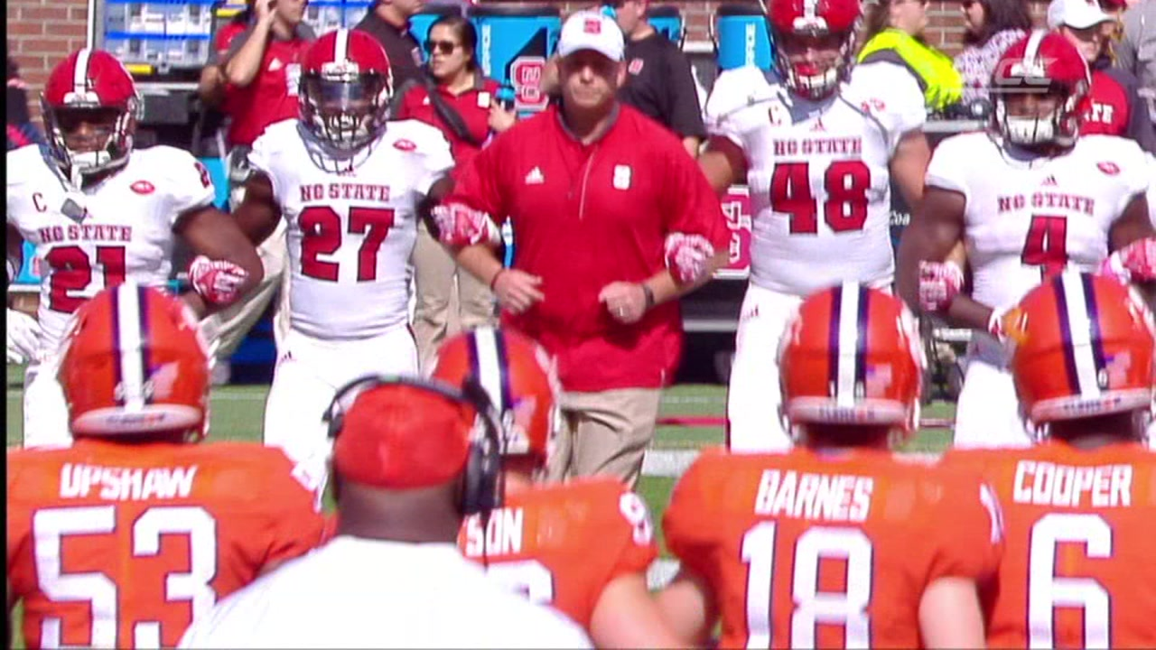 N.C. State looks forward to another crack at Clemson.