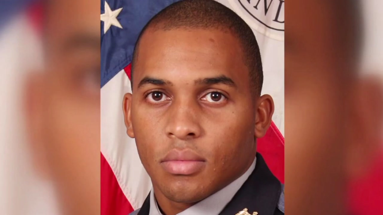 A Maryland police officer is accused of raping a woman in her car during a traffic stop.