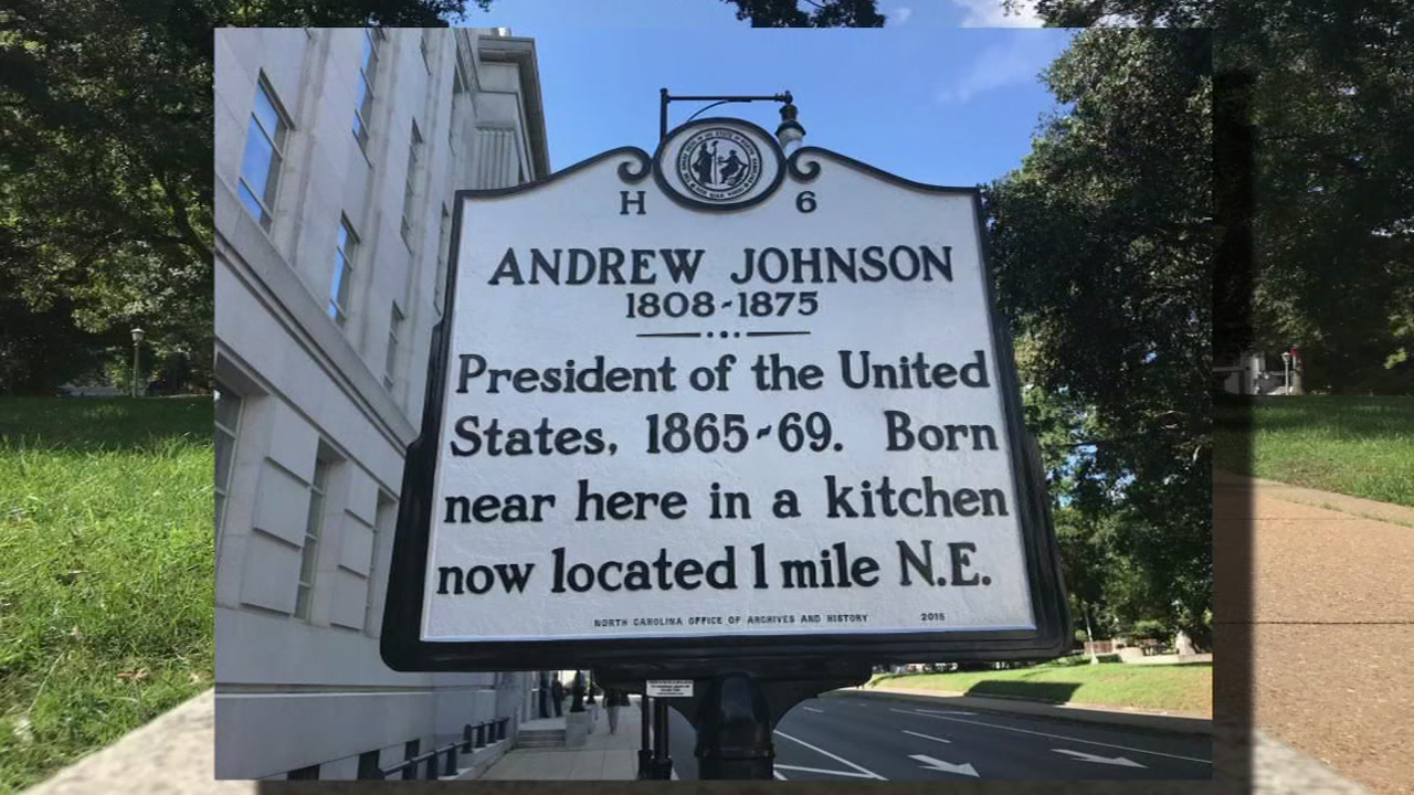 The birthplace of a former President of the United States is a historic landmark that gains popularity around Halloween.