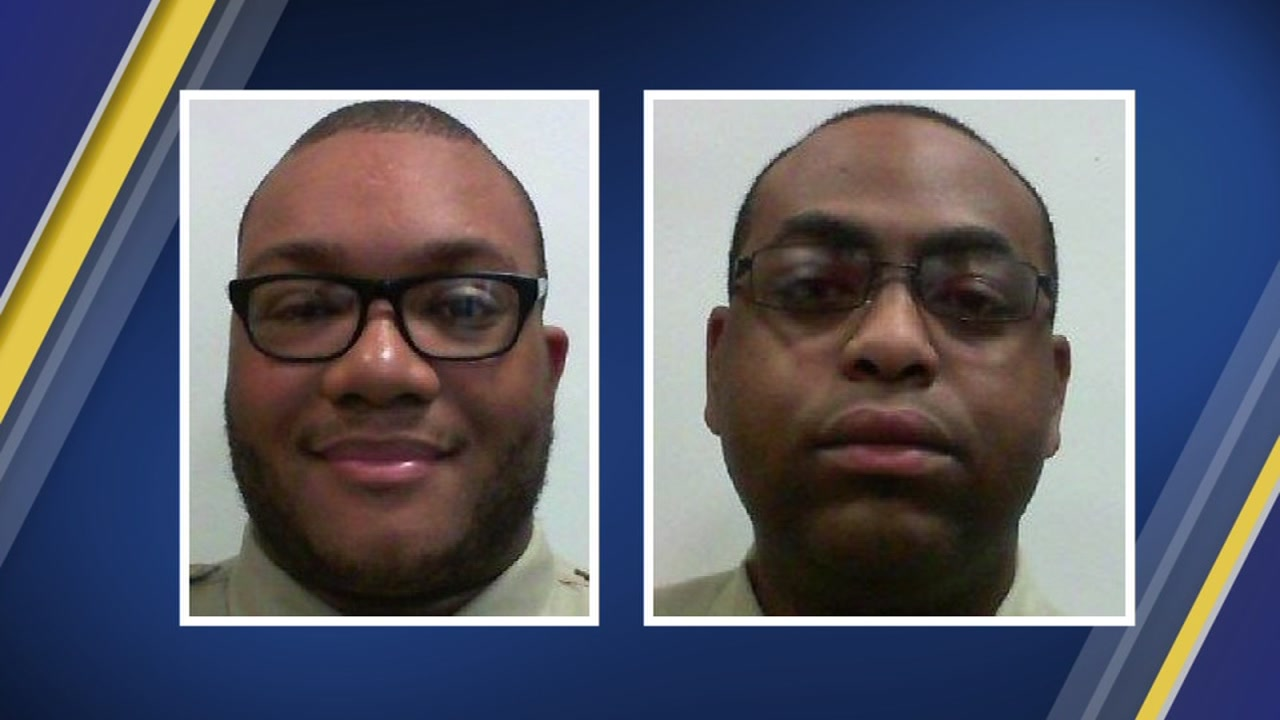 Two Durham County detention officers charged in alleged assault on detainee