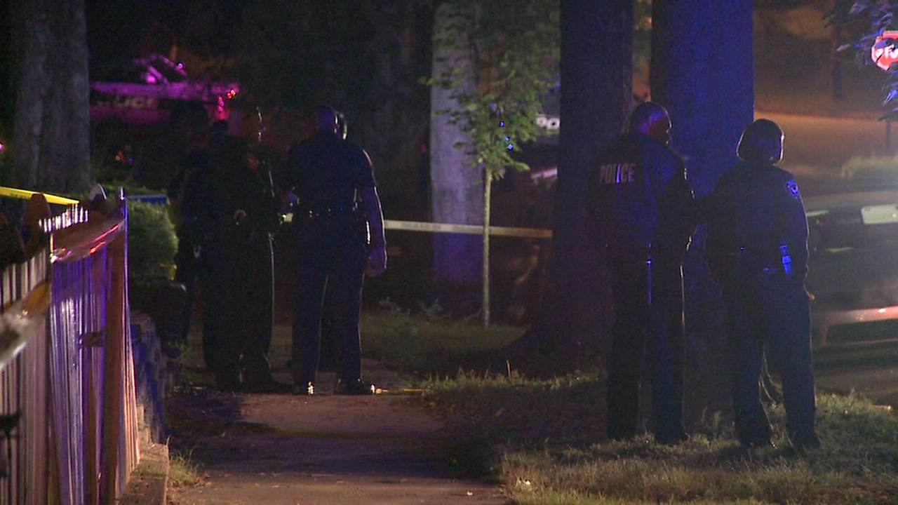 Durham police are searching for the suspect accused of shooting and killing a man.