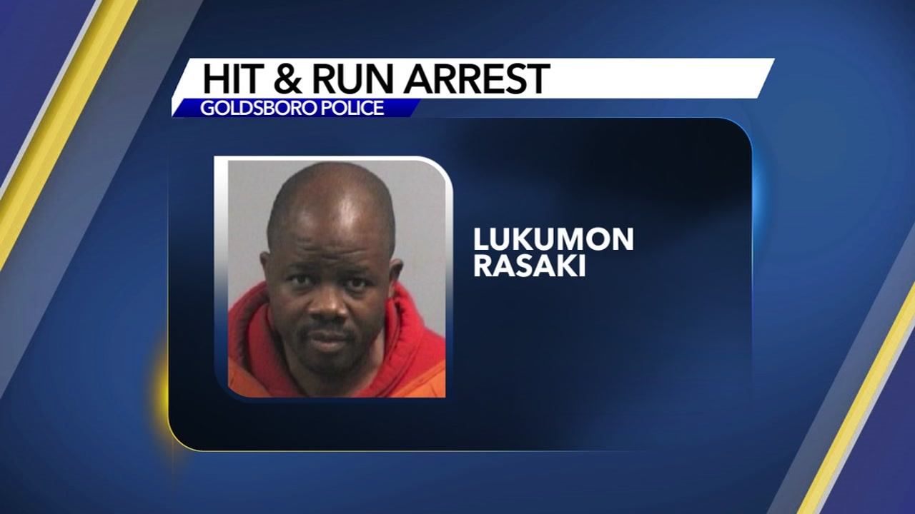 Airman charged after fatal hit-and-run in Goldsboro