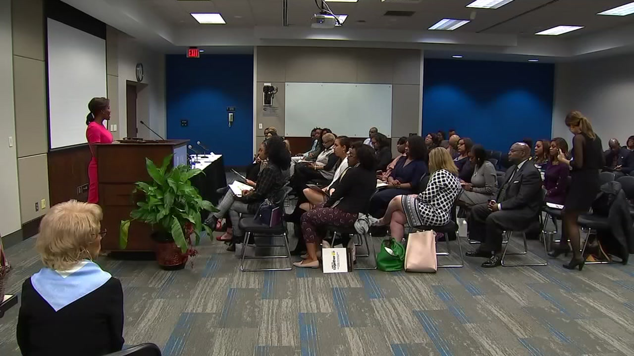 ABC11s Minority Advisory Committees Women In Media forum helps student journalists