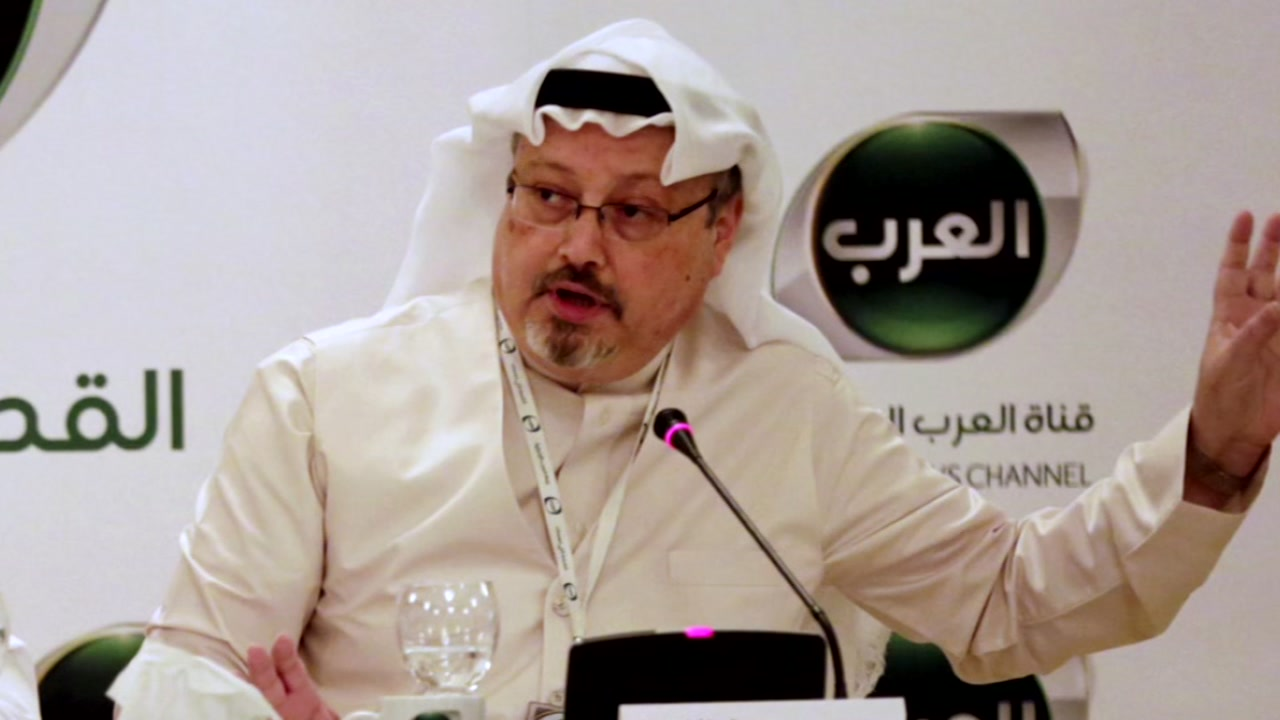 Saudi state-run news reports missing journalist killed in consulate after fight