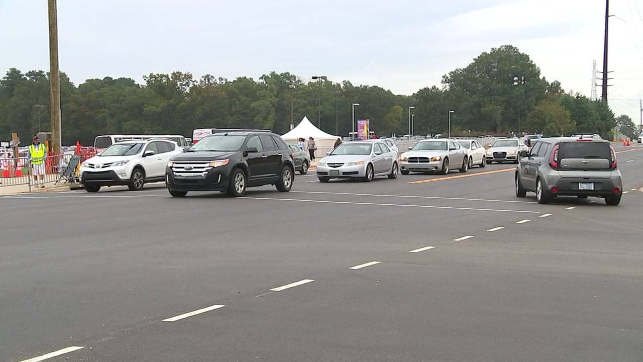 Carolina Hurricanes, State Fair slow down traffic in Raleigh