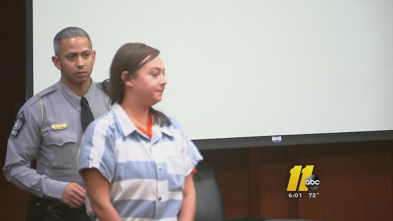 Teacher assistant appears in court