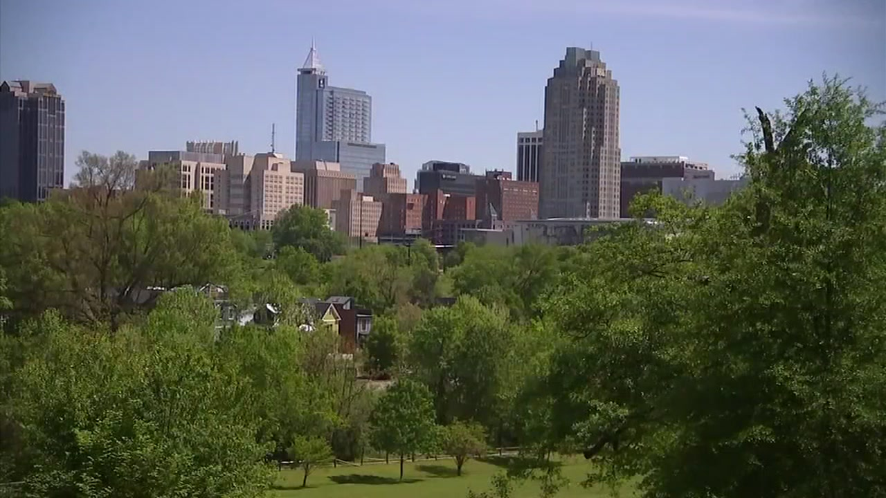 On Sunday, The City of Raleigh Museum opened a new permanent exhibit chronicling the long history of Dix Park - including its time as the North Carolina Insane Asylum.