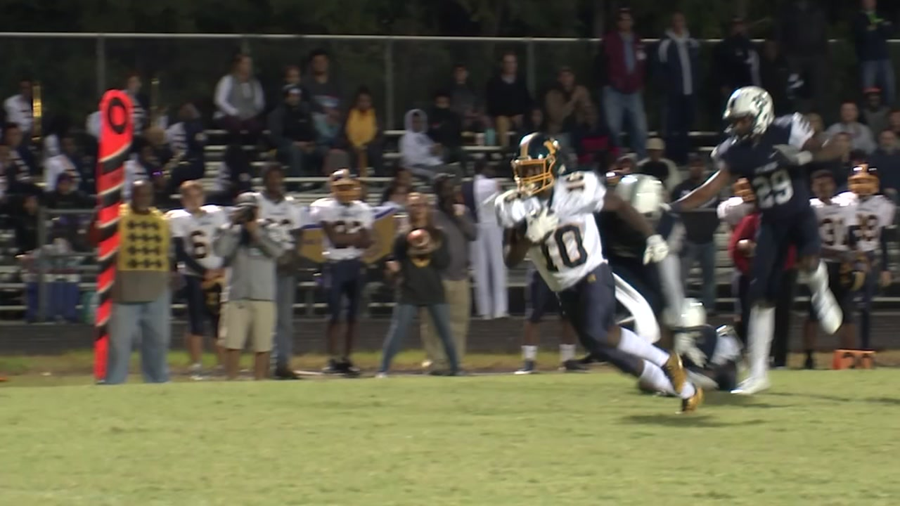 Northern stayed unbeaten with a 20-14 win against Hillside in a Durham-flavored Game of the Week.