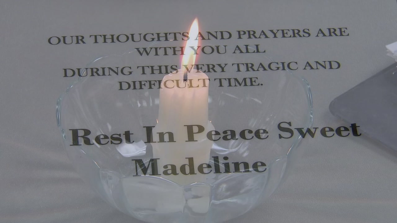 Madeline Shook was on the minds of many Cardinal Gibbons students.
