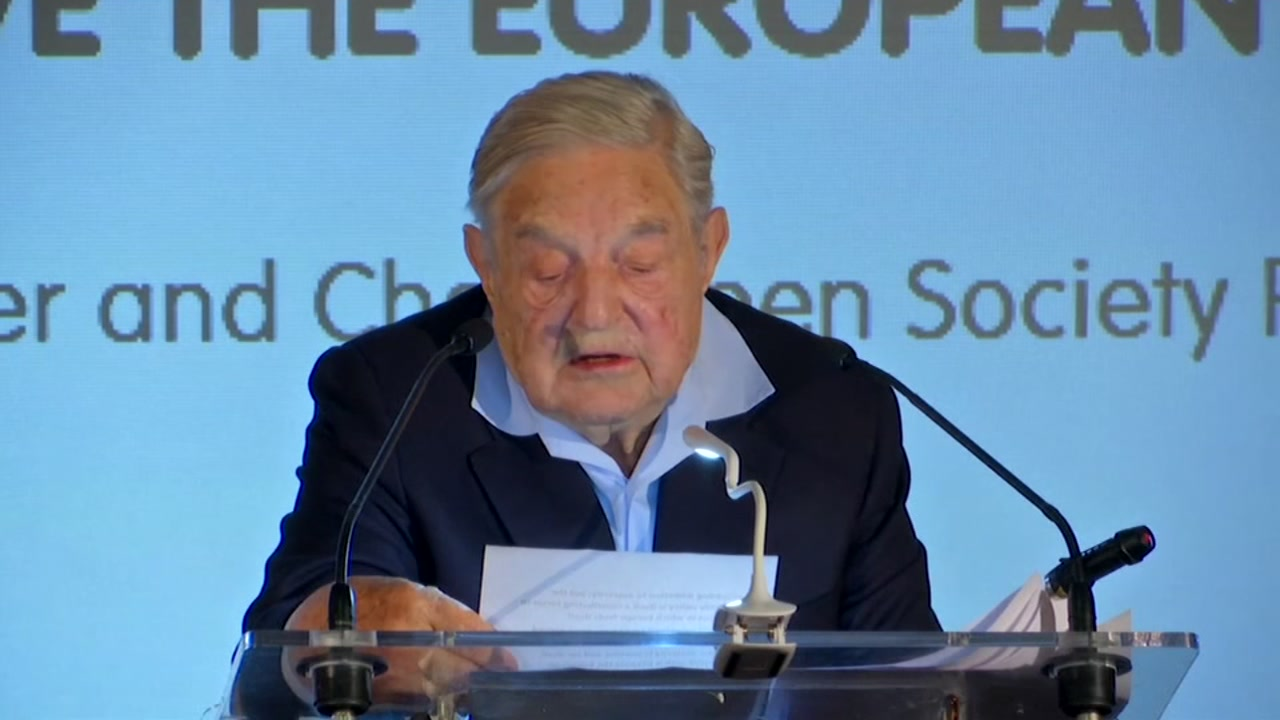 Authorities responded to an address near George Soros home after an explosive device was found in a mailbox.