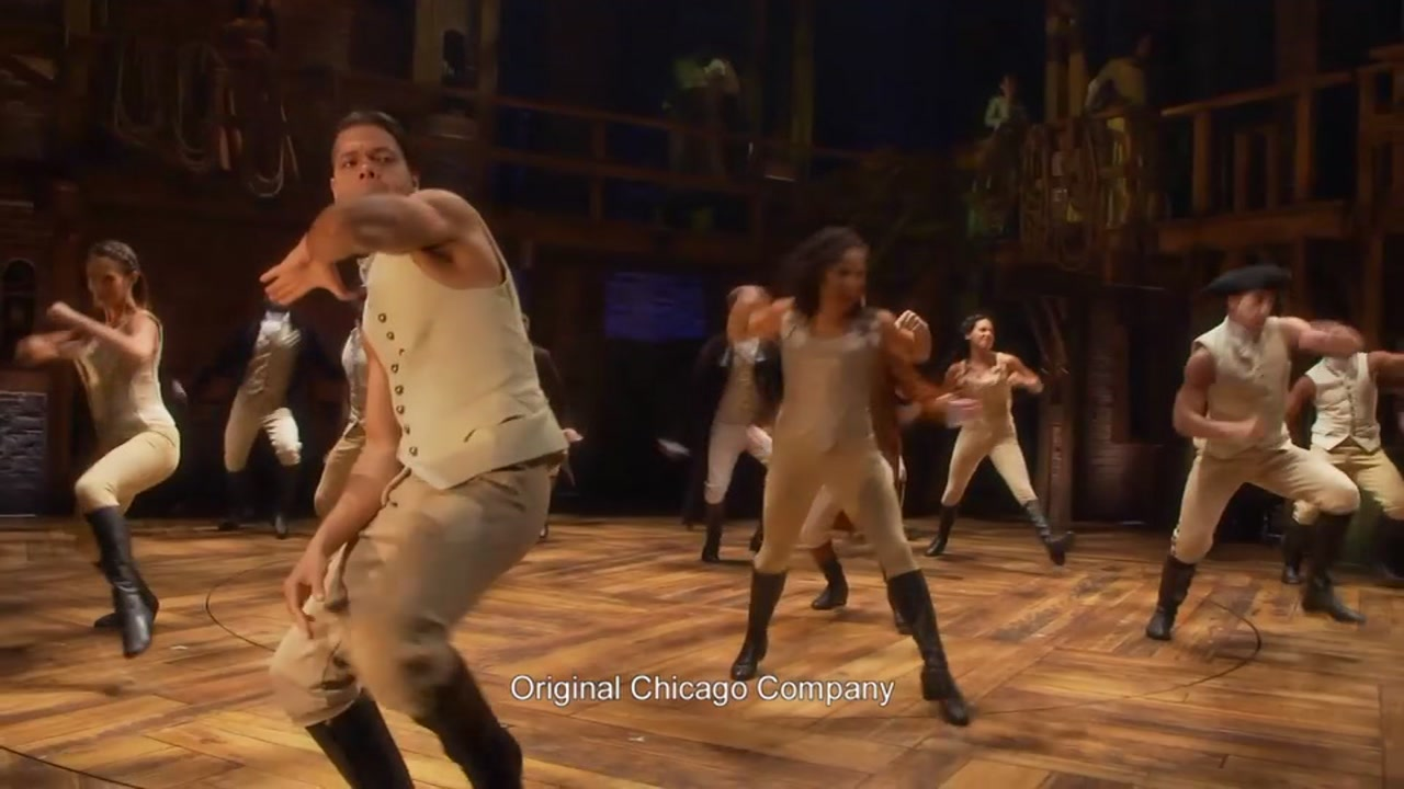 If you want tickets to Hamilton sign up for the digital lottery.