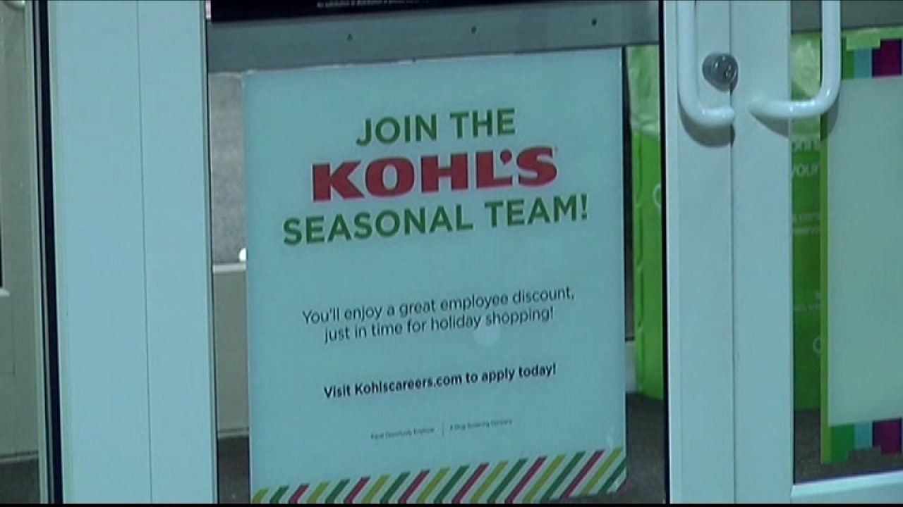 Kohls hosting seasonal hiring events in the Triangle