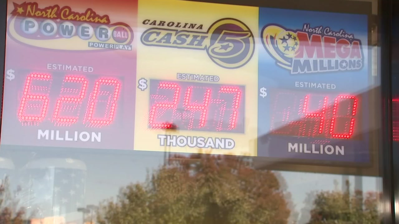 NC lottery: Mega Millions winning tickets sold in the ...