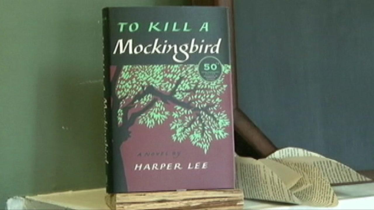 To Kill a Mockingbird named Americas best-loved novel.