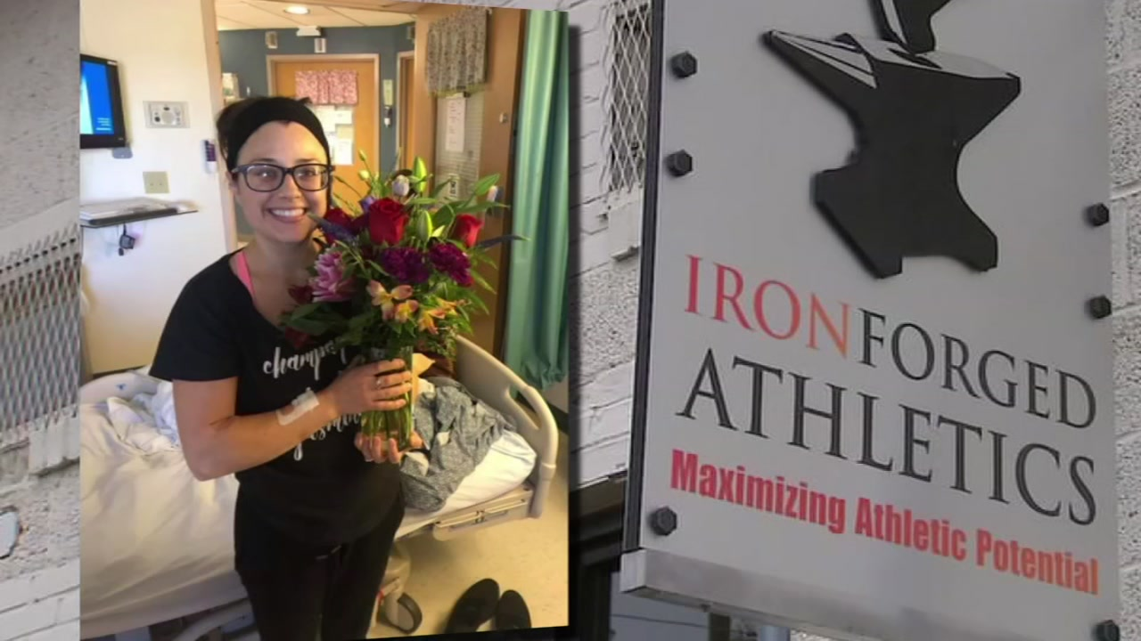 Iron Forged Athletics raises funds for Riley Green and her battle with cancer