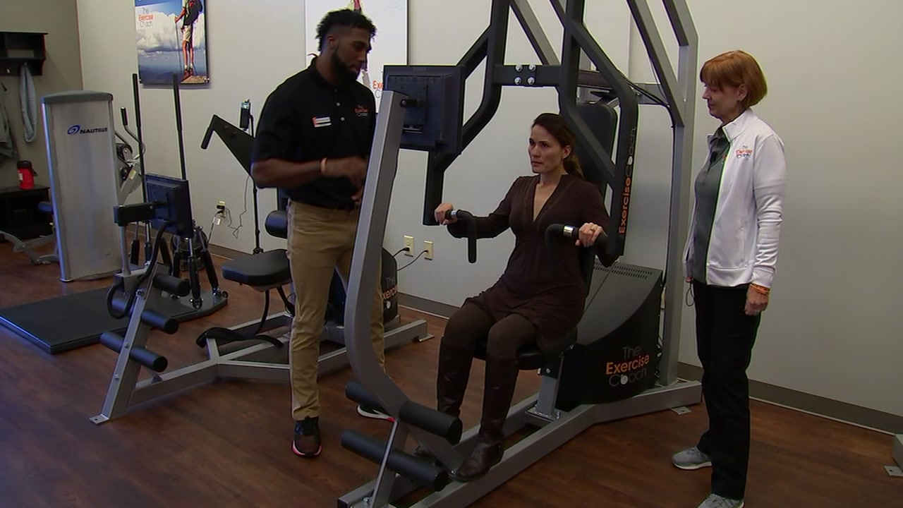 The Exercise Coach opened in September in Morrisville.