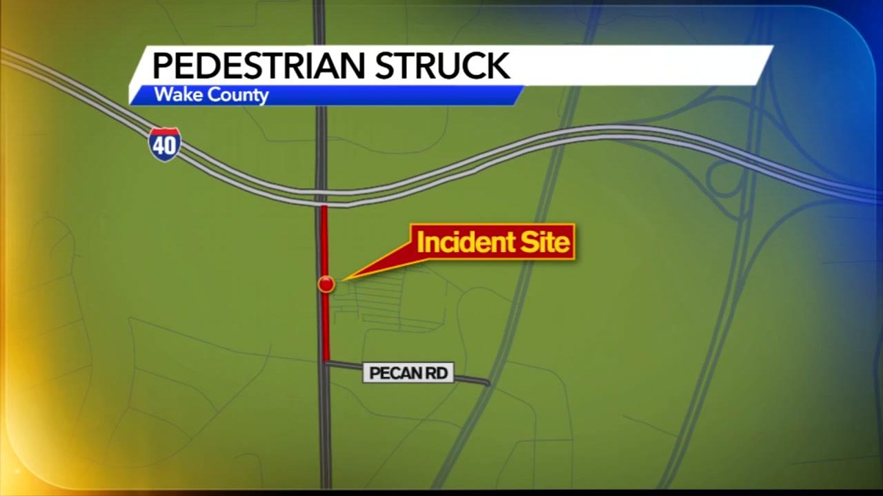 33-year-old pedestrian killed in Raleigh crash