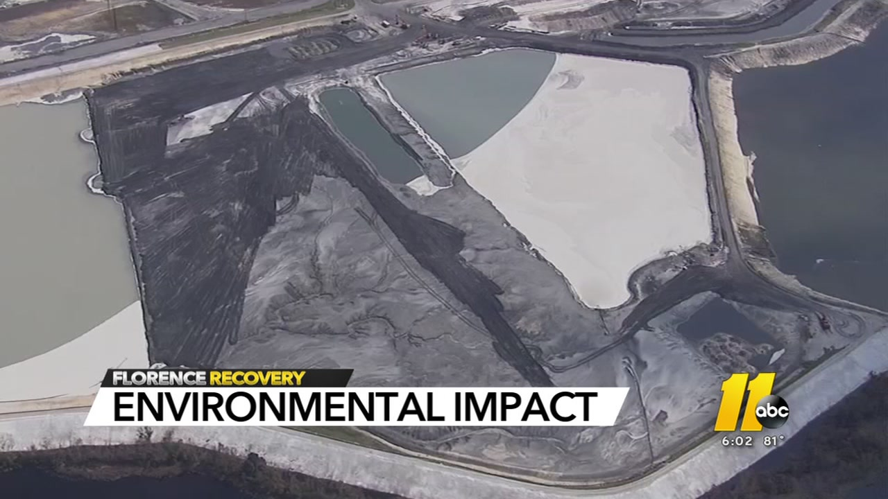 I-Team: Dam breaches near coal ash pits may lead to mega pollution