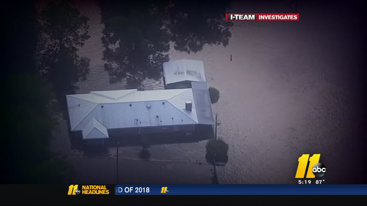 Hurricane Florence: Health officials warn hurricane victims to quickly dry out flooded homes