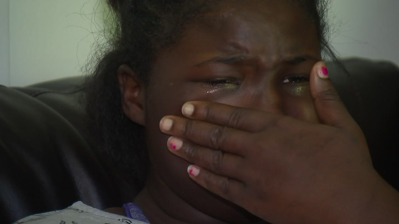 Lee County girl bitten multiple times by dog after getting off her school bus