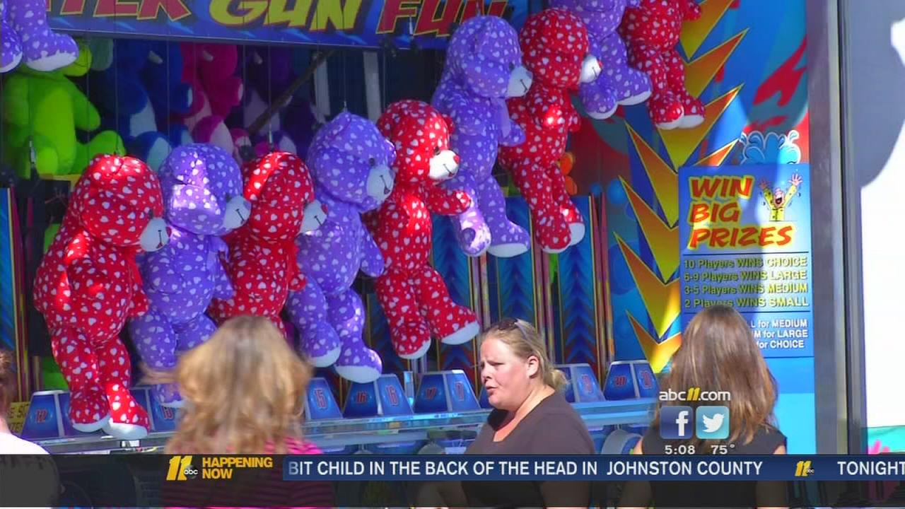 State Fair inspections underway