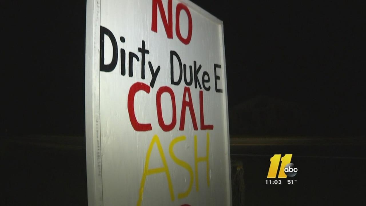 Coal ash to be trucked through neighborhood
