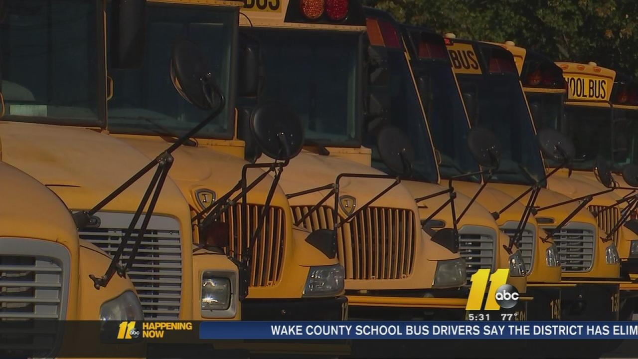Bus drivers say they are struggling