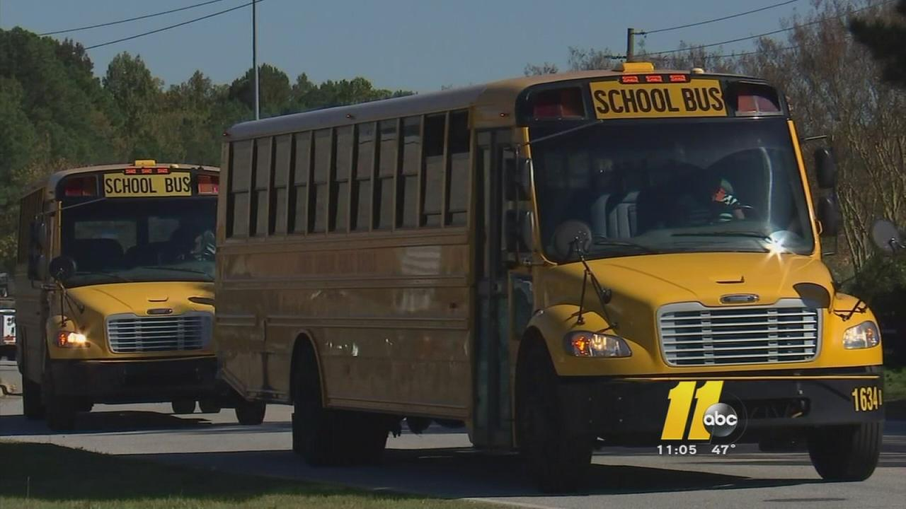 Some Wake County bus drivers walk out over pay dispute